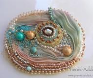 INES : détail du bijou