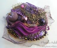 RAPHAELE : détail du bijou