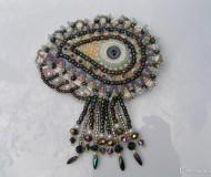 ANNA - VENDUE : détail du bijou