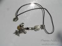 PHENIXIE 3 (VENDU) : détail du bijou