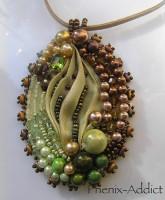 PALINE : détail du bijou
