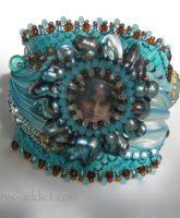 SAMARA : détails du bijou