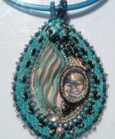 SHIRAZ : détails du bijou