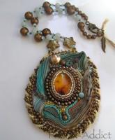 LA PETITE CELINE : détail du bijou