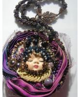 LINDA : détail du bijou
