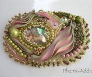 MARIE-ROSE - VENDUE : détail du bijou
