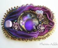MARIE - VENDUE : détail du bijou