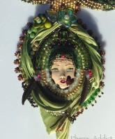 VICTORIA : détail du bijou